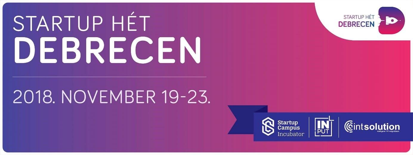 Debrecen-Startup Hét