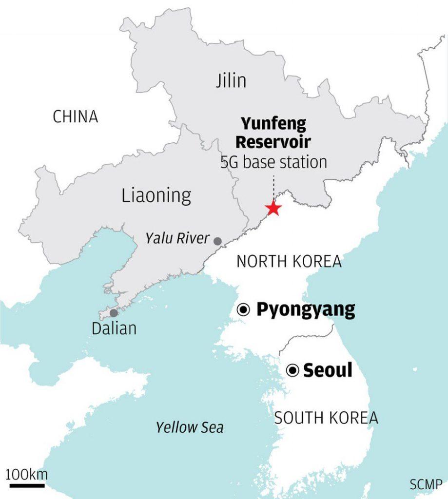 Kína 5G technológiával őrzi a határt - Jünfeng
