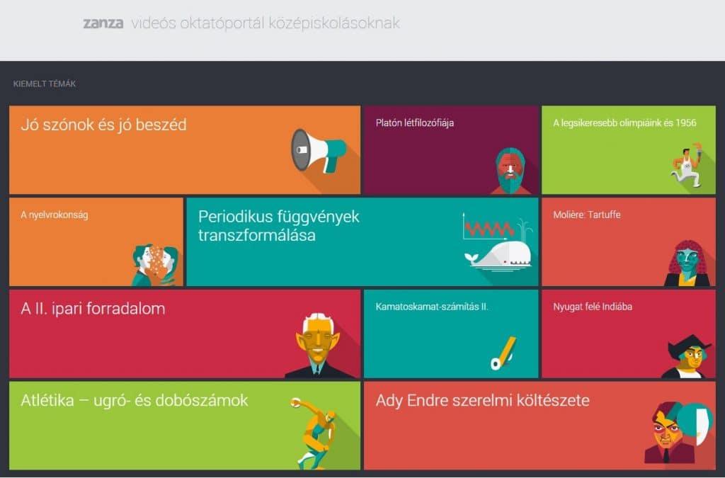 Zanza.tv 6 millió oldalletöltés 0 forint hirdetéssel - kép 2