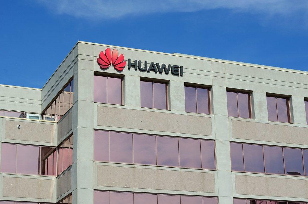 Huawei központ